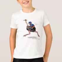 Racing Ostrich T-Shirt
