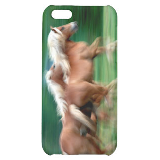 Racing Palomino Horse iPhone Case iPhone 5C Covers