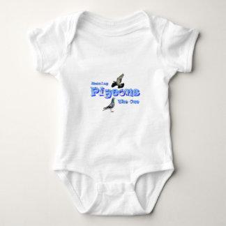 Racing Pigeons - The One Baby Bodysuit
