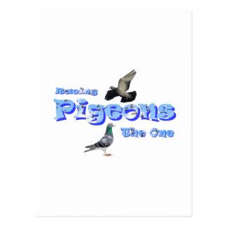 Racing Pigeons - The One Postcard