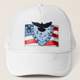 Racing Pigeons - the USA Trucker Hat
