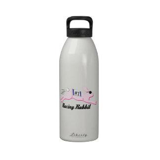Racing Rabbit Water Bottles