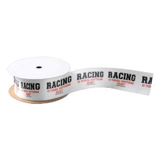 Racing Satin Ribbon