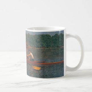 Racing Scull 1873 Coffee Mug