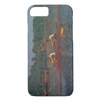 Racing Scull 1873 iPhone 8/7 Case