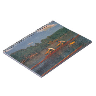 Racing Scull 1873 Notebook