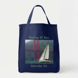 Racing SF Bay I36 Tote Bag