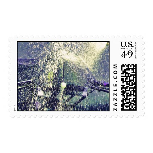 Racing Shell Stamps