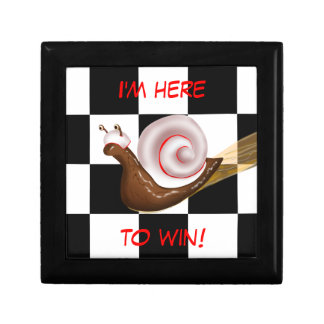 Racing Snail Giftbox Gift Box