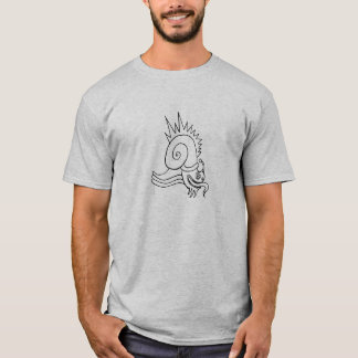 Racing Snail T-Shirt