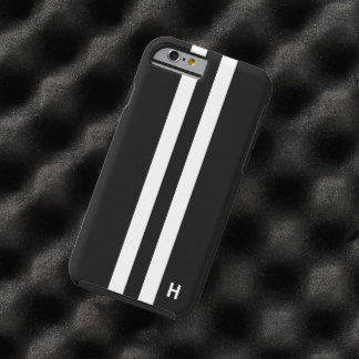 Racing Stripe Tough iphone 6 case for men