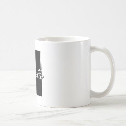 Racing Stripes Classic White Coffee Mug