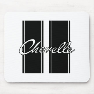 Racing Stripes Mouse Pad