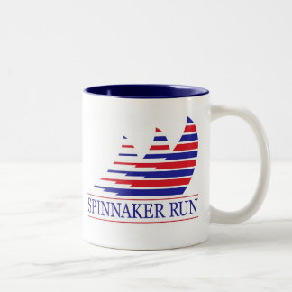 Racing Stripes_Spinnaker Run mug