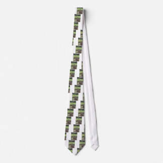 Racing sulky used in harness racing neck tie