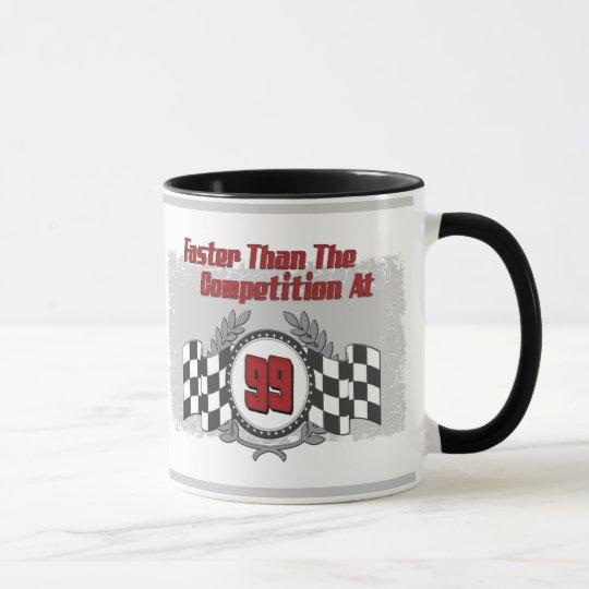 Racing Themed Birthday Gifts Mug