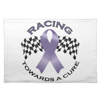 Racing Towards a Cure v2 - All Cancer - placemat