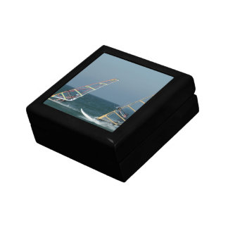 Racing Windsurfers Gift Box