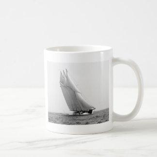 Racing Yacht Atlantic, 1904 Coffee Mug