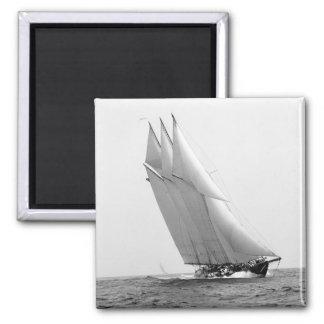 Racing Yacht Atlantic, 1904 Magnet
