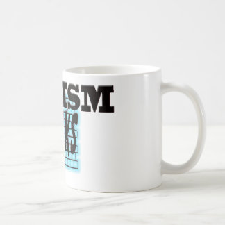 Racism Sucks Classic White Coffee Mug