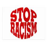 RACISMO POSTAL