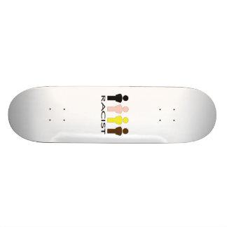 racist skateboard