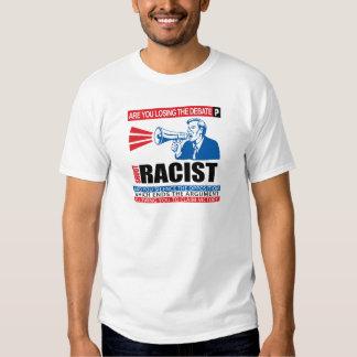 Racista del grito poleras