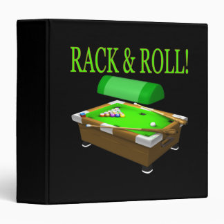 Rack And Roll Binder