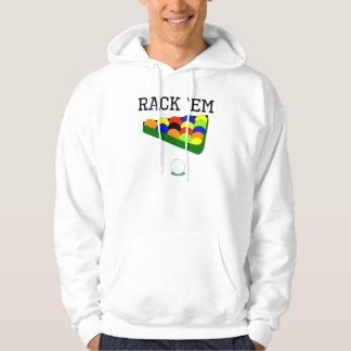 Rack 'Em Billiards Sweatshirt