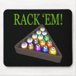 Rack Em Mouse Pad
