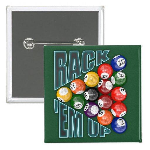 Rack Em Up 2 Inch Square Button