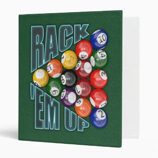 Rack Em Up Binder