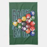 Rack Em Up Hand Towel