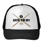Rack 'Em Up hat