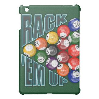 Rack Em Up iPad Mini Covers