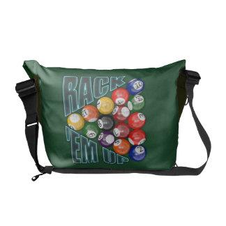 Rack Em Up Messenger Bag