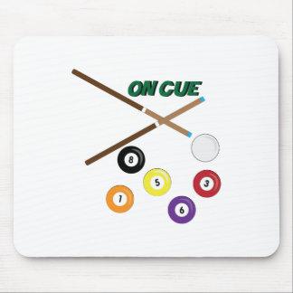 Rack Em Up Mouse Pad