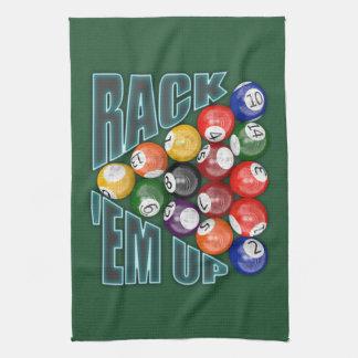 Rack Em Up Towel