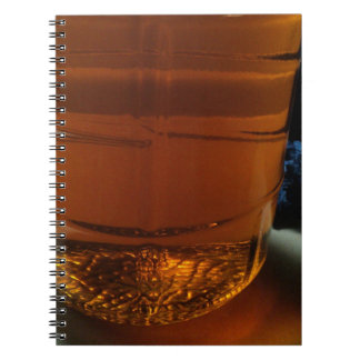 Racked Hops Mead 2013 Notebook