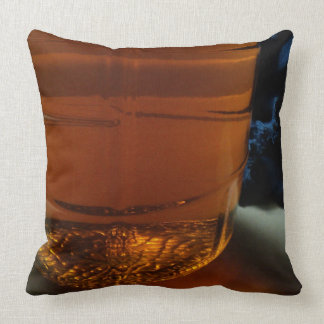 Racked Hops Mead 2013 Throw Pillow