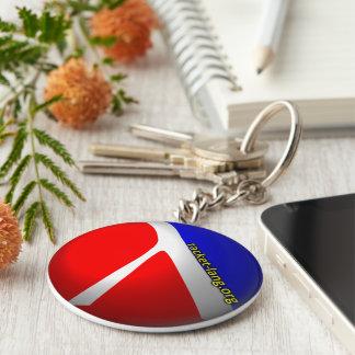 Racket Keychain