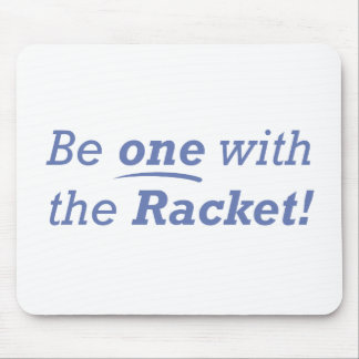 Racket / One Mouse Pad