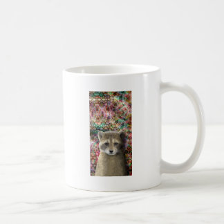 Racket visits the Crystal Castle - Multiple Cases3 Coffee Mug