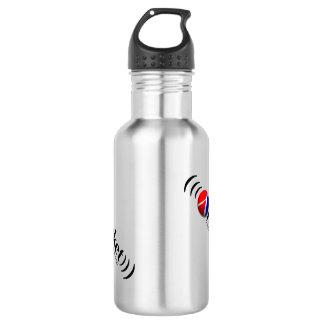 Racket water bottle