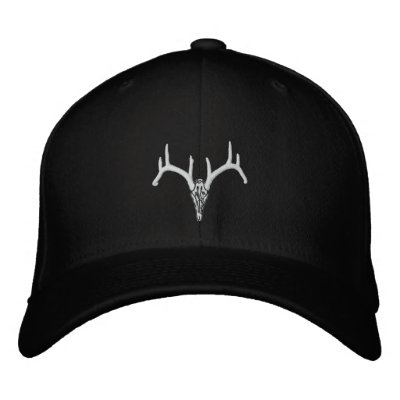 Rackgrafix Buck Hat Embroidered Baseball Caps