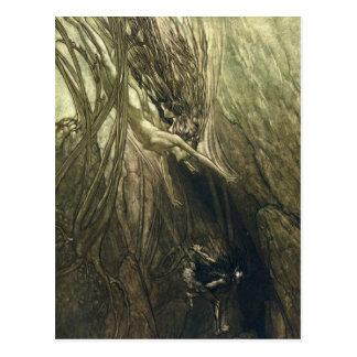 Rackham's Rhinegold Postcard