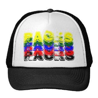 RACKS..$$$ TRUCKER HAT