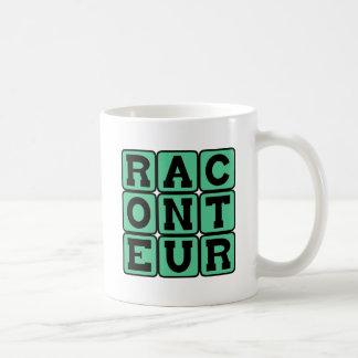 Raconteur Storyteller Coffee Mug