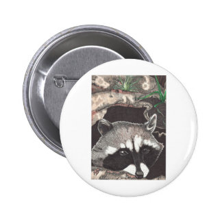 Racoon Pins